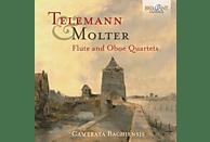 Camerata Bachienis - Flute And Oboe Quartets [CD]