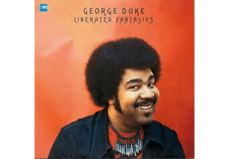 George Duke - Liberated Fantasies  - (Vinyl)