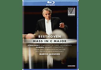 - Beethoven Mass in C-Major  - (Blu-ray)