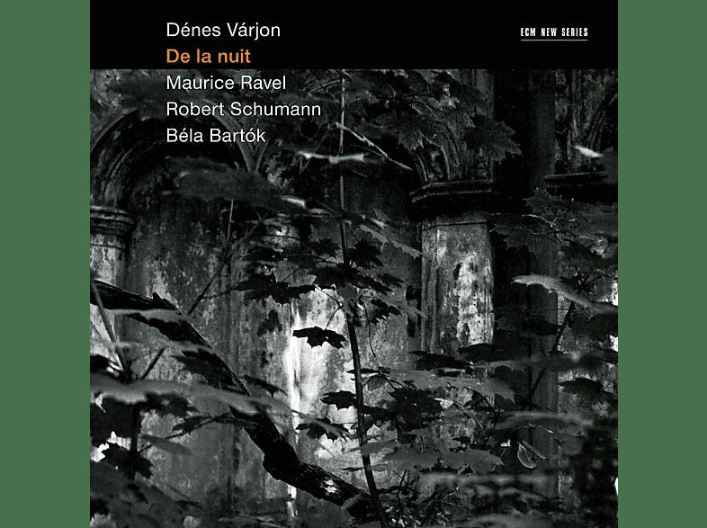 Dénes Várjon - De la nuit [CD]