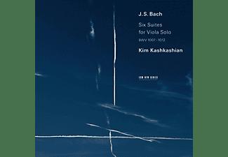 Kim Kashkashian - Six Suites For Viola Solo | BWV 1007-1012  - (CD)