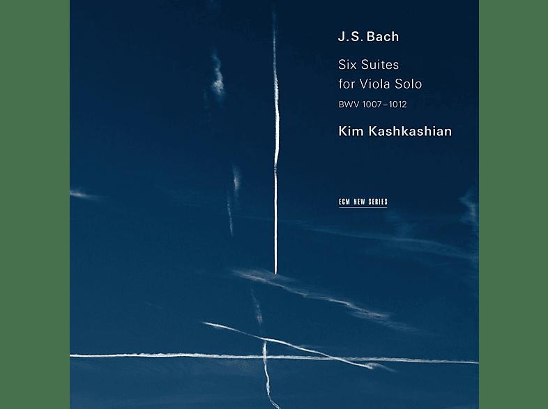 Kim Kashkashian - Six Suites For Viola Solo   BWV 1007-1012 [CD]