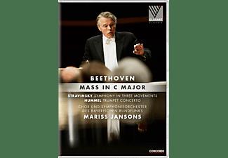 Beethoven Mass in C-Major  - (DVD)