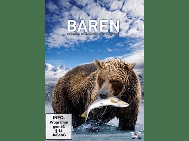 Bären - Einzigartige Filmaufnahmen dieser wilden Tiere [DVD]