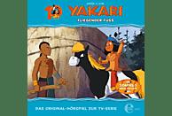 Yakari - Yakari (34) - Fliegender Fuß - Original Hörspiel zur TV-Serie - (CD)