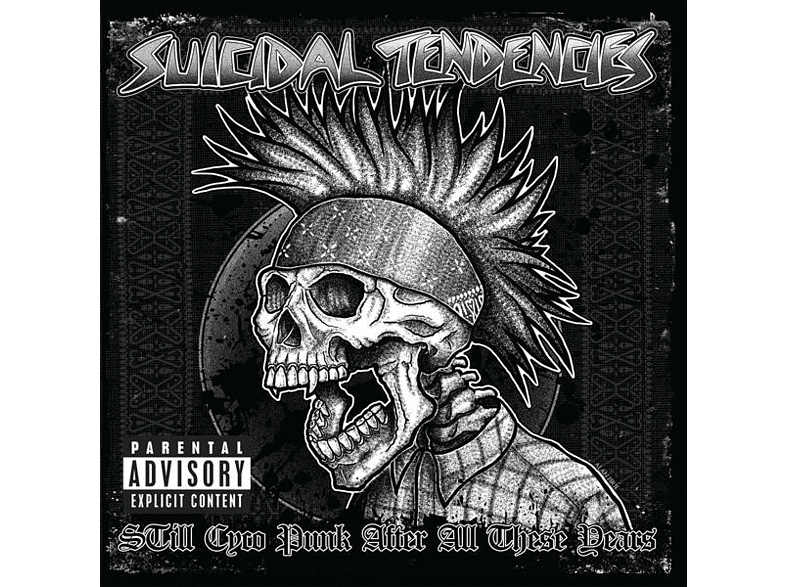 Suicidal Tendencies - Still Cyco Punk After All These Yea [Vinyl]