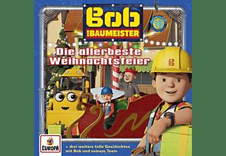 Bob Der Baumeister - Bob Der Baumeister 016 - Die allerbeste Weihnachtsfeier  - (CD)