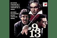Dresdner Philharmonie - Sinfonie 9/Sinfonie 13 [CD]