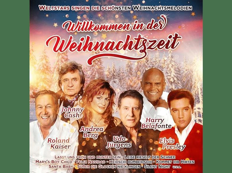 VARIOUS - Willkommen in der Weihnachtszeit [CD]