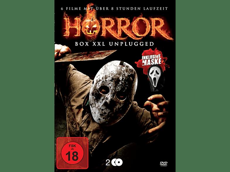 HORROR BOX XXL UNPLUGGED INKL.MASKE [DVD]