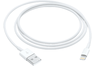 APPLE Lightning to USB Cable (1 m) - (MQUE2ZM/A)