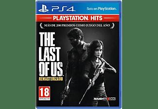 PS4 The Last of Us Remasterizado, Playstation Hits
