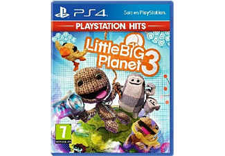 PS4 Little Big Planet 3 (PlayStation Hits)
