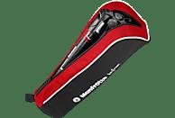 MANFROTTO Befree GT Carbon Twist mit Kugelkopf Dreibein Stativ, Schwarzsilber, Höhe offen bis 1620 mm