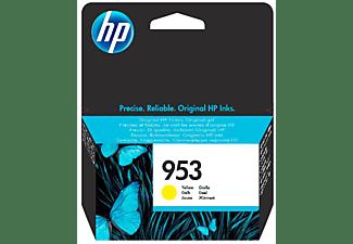 Cartucho de tinta - HP 953,  Amarillo, F6U14AE