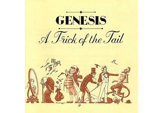 Genesis - A Trick Of The Trail  - (Vinyl)