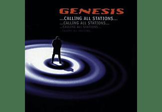 Genesis - Calling All Stations...(2018 Reissue Vinyl)  - (Vinyl)