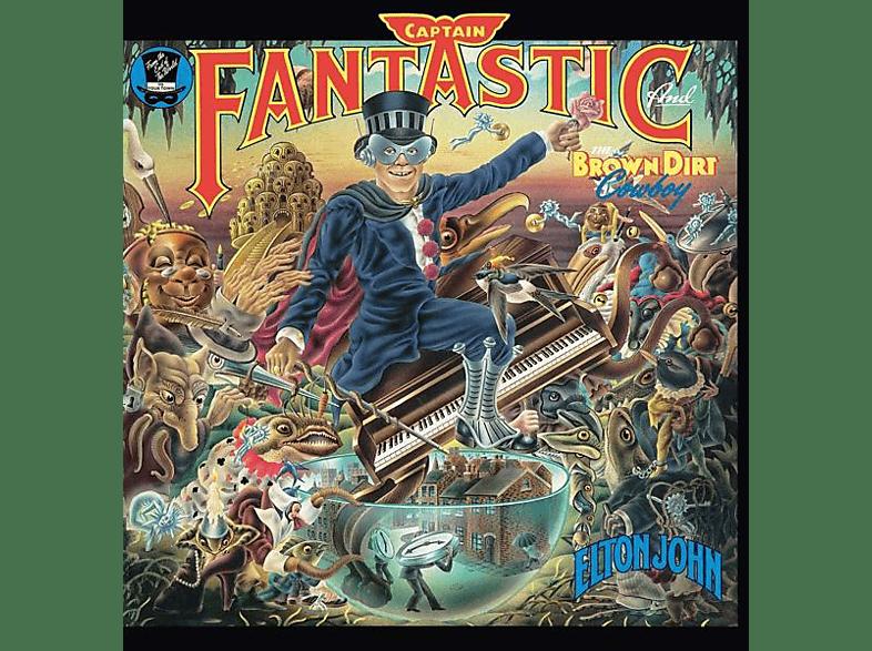 Elton John - Captain Fantastic And The Brown Dirt Cowboy (LP) [Vinyl]