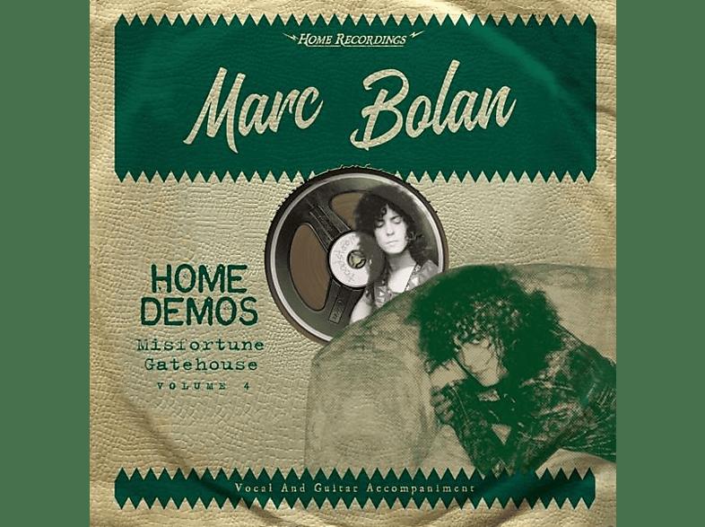 Marc Bolan - Misfortune Gatehouse: Home Demos Vol.4 [Vinyl]