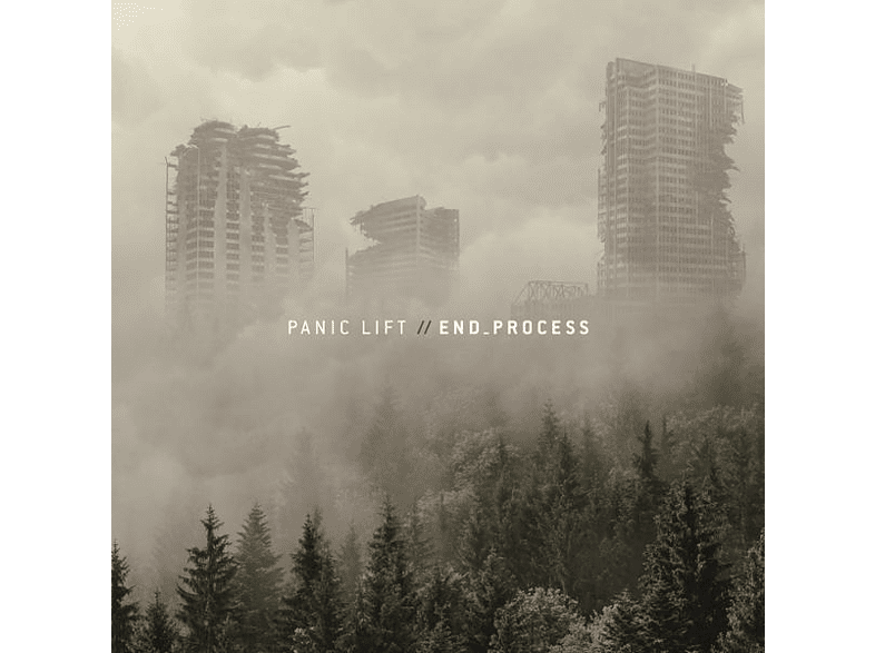 Panic Lift - End_Process [CD]