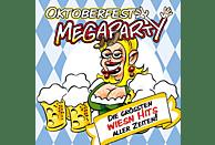 Wiesnrocker - Oktoberfest Megaparty-Die Größten Wiesnhits [CD]