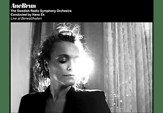 Ane & The Swedish Radio Symphony Orchestra - Live At Berwaldhallen  - (CD)