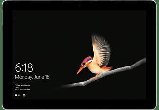 MICROSOFT Surface Go LTE, Tablet mit 10 Zoll Display, Pentium® Gold Prozessor, 8 GB RAM, 128 GB SSD, Intel® HD-Grafik 615, Silber