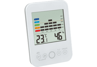 TFA 30.5046.02 Digitales Thermo-Hygrometer