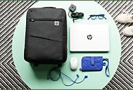 HP 14-MA0318NG, Notebook mit 14 Zoll Display, Core™ i7 Prozessor, 8 GB RAM, 1 TB HDD, 128 GB SSD, Radeon™ 530, Silber