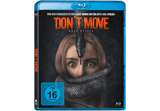 Don't Move - Halt still! Blu-ray