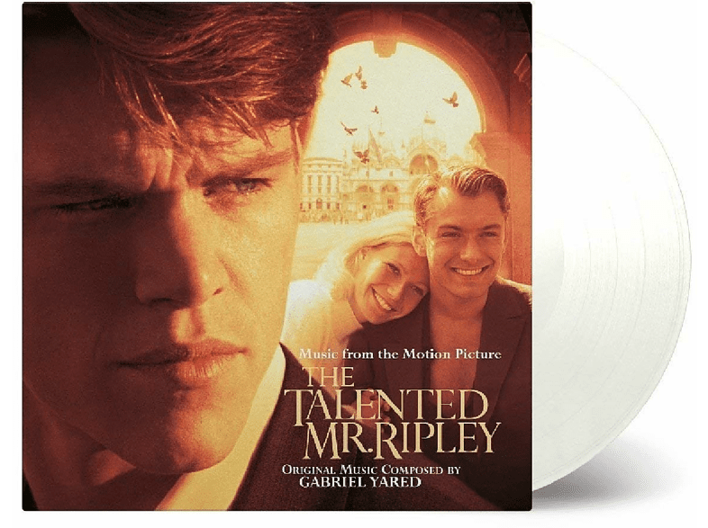 O.S.T. - The Talented Mr.Ripley (ltd transparentes Vinyl) [Vinyl]