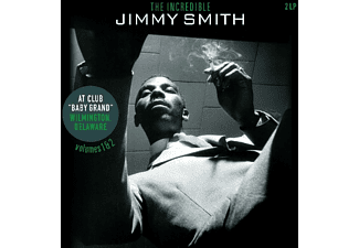 Jimmy Smith - At Club Baby Grand Wilmington  - (Vinyl)