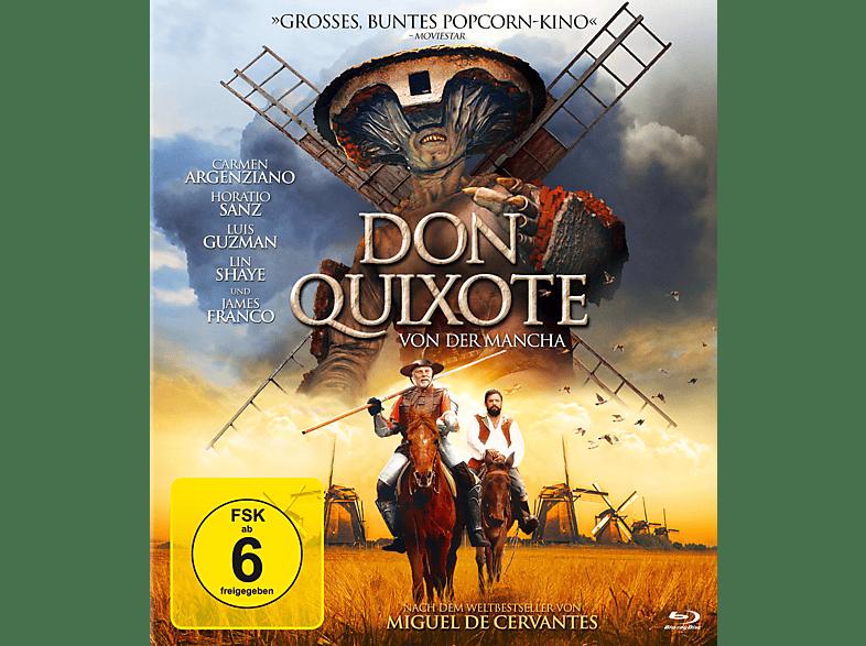 Don Quijote von der Mancha [Blu-ray]