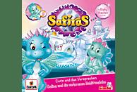 Safiras - Safiras 009/Corin und das Versprechen/Calina und die verlorenen Schlittschuhe - (CD)