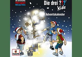 Die Drei ??? Kids - Die Drei ??? Kids Adventskalender  - (CD)