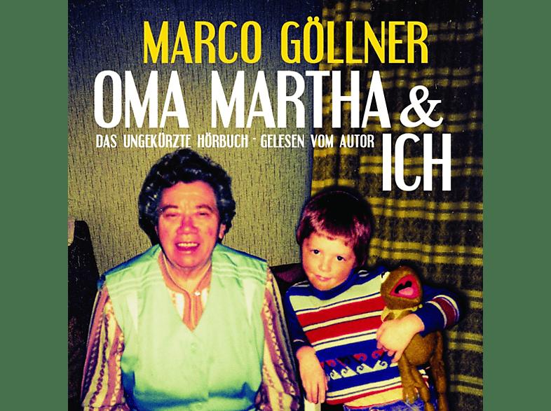 Marco Göllner - Oma Martha & Ich (Hörbuch) - (CD)