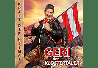 Geri Der Klostertaler - Kraft der Heimat  - (CD)
