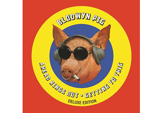 Blodwyn Pig - Ahead Rings Out - (Vinyl)