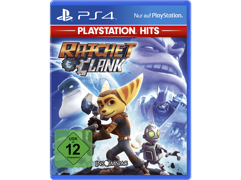 PlayStation Hits: Ratchet & Clank [PlayStation 4]