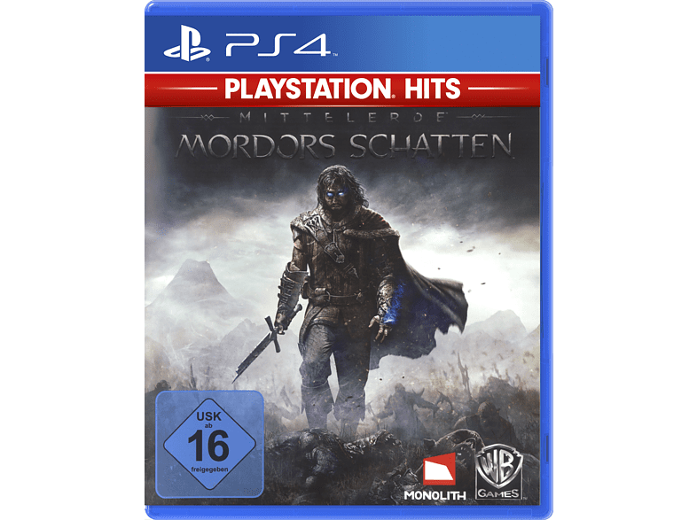 PlayStation Hits: Mittelerde: Mordors Schatten [PlayStation 4]