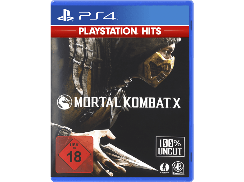 PlayStation Hits: Mortal Kombat X [PlayStation 4]