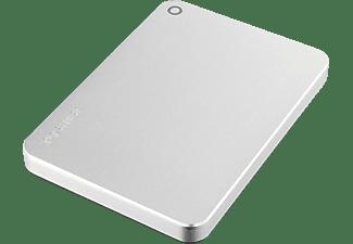 TOSHIBA Canvio Premium, 2 TB HDD, 2,5 Zoll, extern, Silber