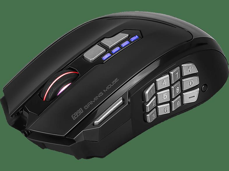 MARVO G990 - programmierbare RGB Gaming Maus
