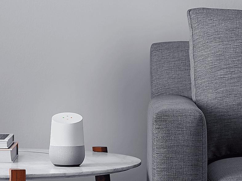 Der Smart Speaker von Google, Google Home