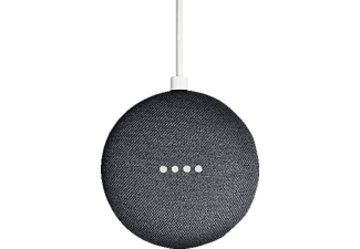 GOOGLE Home Mini Smart Speaker, Karbon