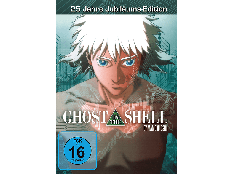 Ghost in the Shell (Kinofilm) - Jubiläums-Edition [DVD]