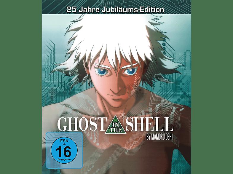 Ghost in the Shell (Kinofilm) - Jubiläums-Edition [Blu-ray]