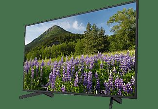 SONY KD-55XF7005 LED TV (Flat, 55 Zoll / 139 cm, UHD 4K, SMART TV, Linux)