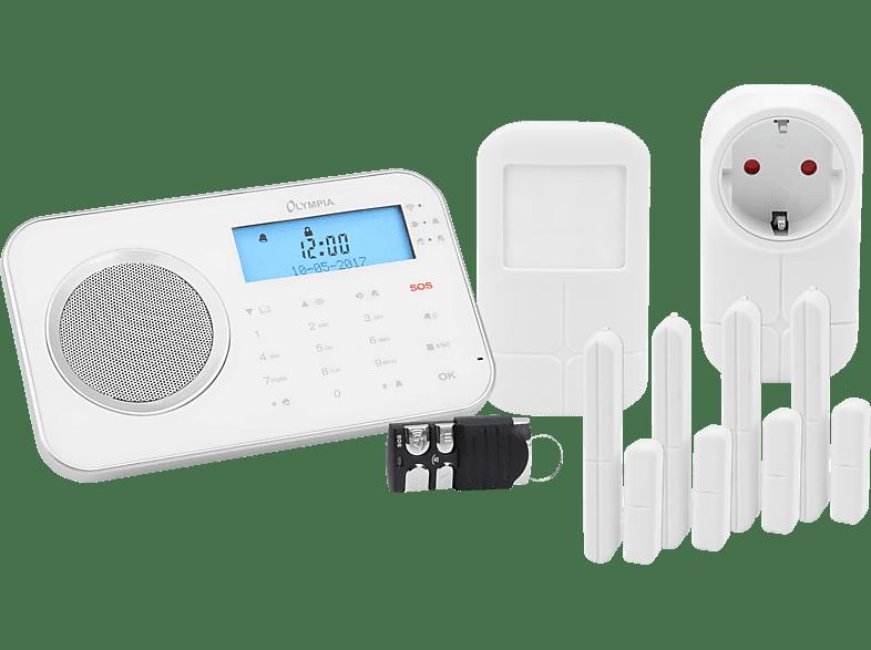 OLYMPIA Prohome 8762 Funk-Alarmsystem