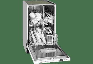 EXQUISIT EGSP 309-7E Geschirrspüler (vollintegrierbar, 49 dB (A), A++)